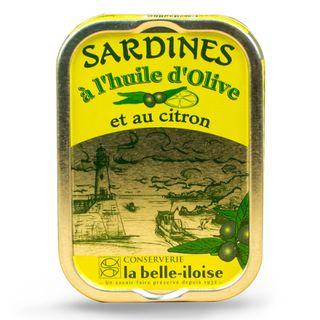 Belle Iloise Sardines OliveOil/Lemon115g
