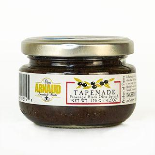 Arnaud Provencal Black Olive Tapenade 120g