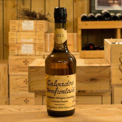 Calvados Vintage 2015 500ml
