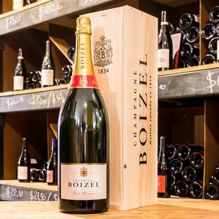 Champagne Brut Reserve NV 3L