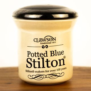 Clawson Stilton Jar 100g