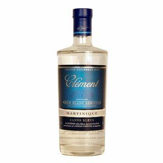 Rhum Agricole Blanc Canne Bleue 50% 700ml