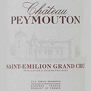 Peymouton St Emilion Grd Cru 20