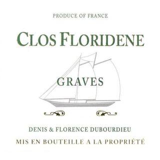 Clos Floridene Graves Blanc 2020