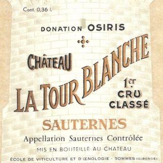 Tour Blanche Sauternes 20 375ml