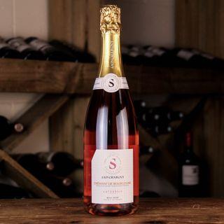 Cremant Bourgogne Catharsis Rose Brut NV