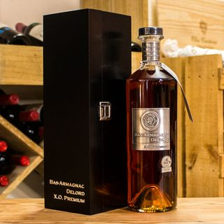 Bas Armagnac XO Premium 700ml wooden Box