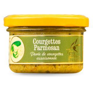 DL Courgettes Parmesan 90g