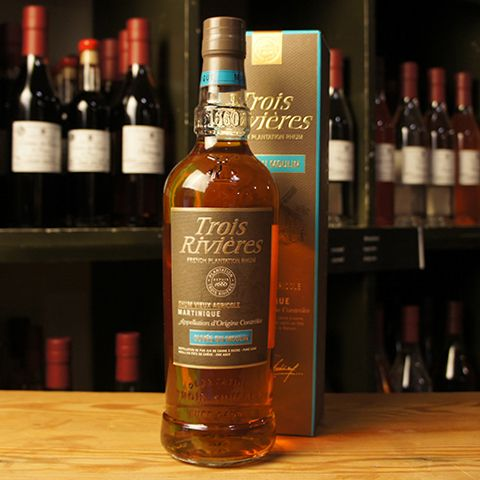 Rhum Cuvée du Moulin 3 year old 700ml