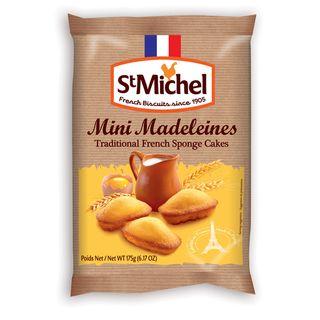 St Michel Madeleines Coquille Bag 175g