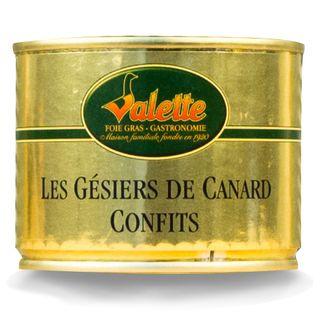 Valette Gesiers de Canard Confit 200g