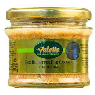 Valette Rillettes Canard 180g