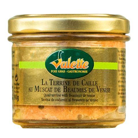 Valette Cailles au Beaumes 90g