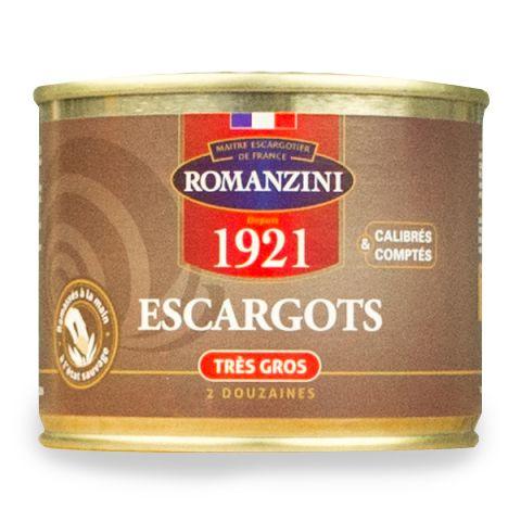 Escargots / Snails 2 Dozen