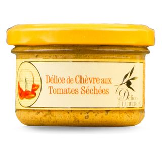 DL Chevre Cheese and Dried Tomatoes 90gm
