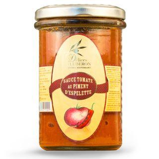 DL Tomato Sauce with Chilli/ Espelette 2