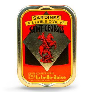 Belle Iloise Sardines St Georges 115g