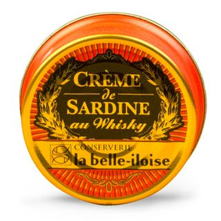 Belle Iloise Creme de Sardine Whisky 60g