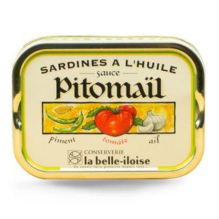 Belle Iloise Sardines Pitomail Sauce115g