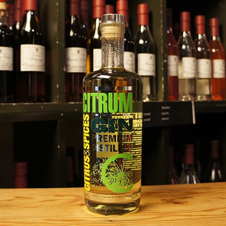 Citrum Gin 700ml