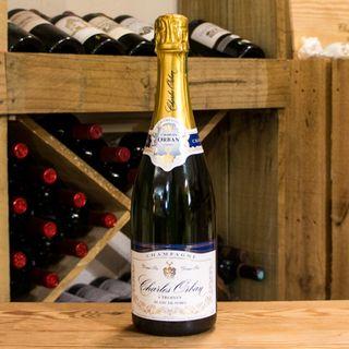 Champagne Blanc de Noirs Demi-Sec NV
