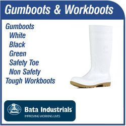 Shop Gumboots & Workboots