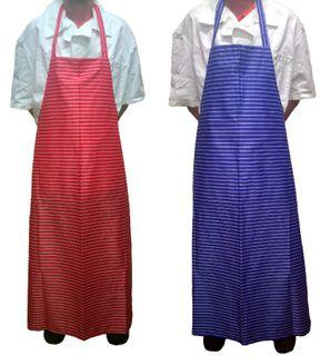 Butchers Apron Nylon stripe