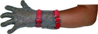 Chainex Short Cuff Mesh Glove