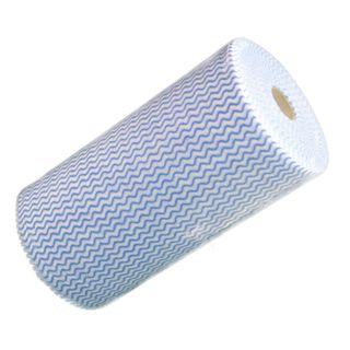 Blue Cloth on a roll