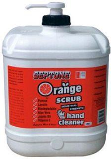 Pumice Orange Scrub 20kg