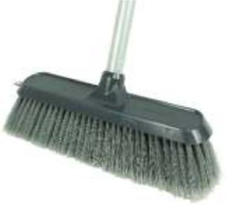 30cm Ultimate Broom & Handle