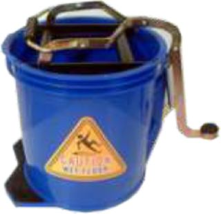 16L Mop Bucket on Castors