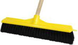 45cm Terminator Broom & Handle