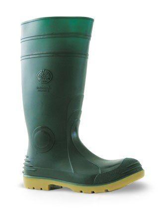 Green Jobmaster Gumboots 6