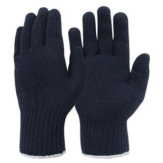 Poly cotton gloves Ladies
