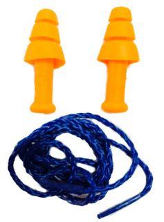 Detachable Cord Ear Plugs 20db