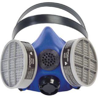 Survivair Blue 1/2 Mask (Med)