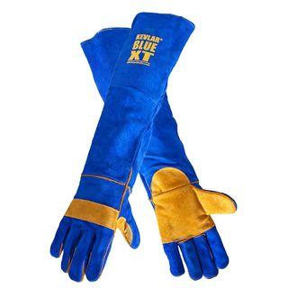 Kevlar Blue Welder Ext. Gloves