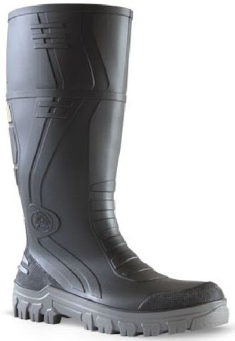 Black Safety Gumboots