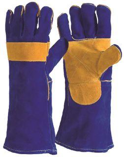 Blue Welders Glove (1 pair)