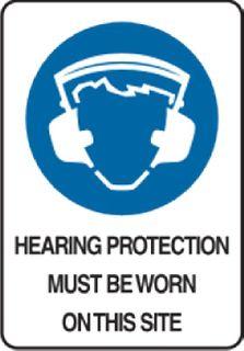 Hearing Mandatory 60cmX45cm