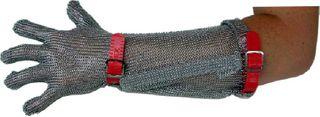 Chainex Long Cuff Mesh Glove