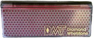 "DMT Diamond Whetstone 6"" Red"