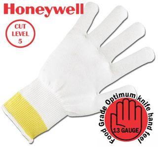 White Cut Resistant Food Grade Glove