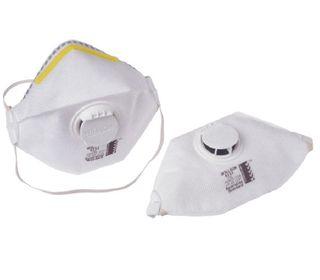 Willson 4000 Flat Fold Respiration Mask