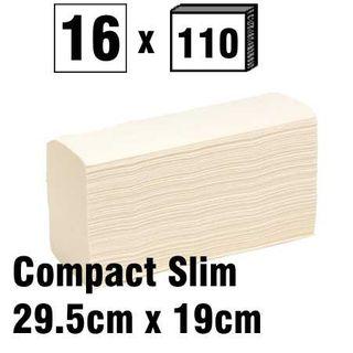 CompactSlim Fold Towel 29.5x19