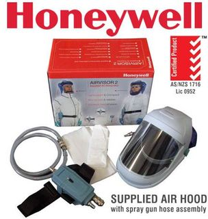 Honeywell Air Fed Mask 1007972