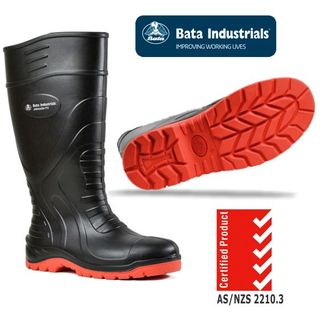 Bata Polyurathane Safety Gumboot