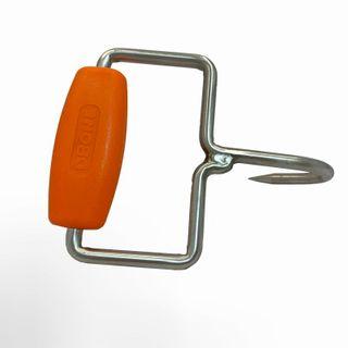 Stirrup Boning Hook Flat Handle