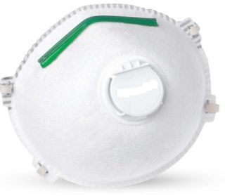 P2 Cup-shaped mask valved (20)